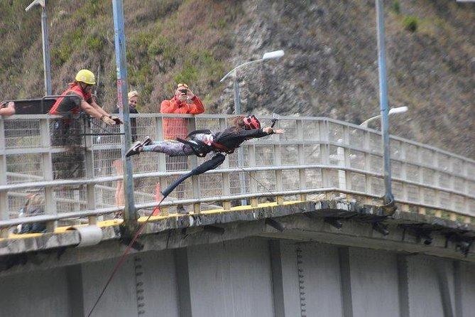 MÁS FOTOS, Rafting, Canyoning, Canopy, Salto Del Puente Todo Incluido