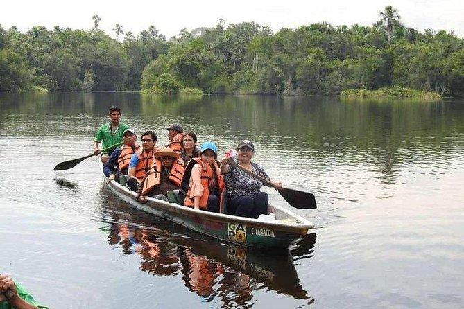 """ESTE PRECIO ES POR PERSONA <br>• Peces gigantes<br>• Comunidad Kotokocha<br>• Canoa<br>• Cascada Hola Vida<br>• Alimentacion<br>• Comunidad Indichuris<br>• Mirador a la unión de los ríos Pastaza y Puyo <br>• Liana """"Vuelo de Tarzan""""<br>• Hospedaje<br>• Zoologico<br>• Visita a la Boa <br>• Caminata Nocturna <br>• Y mucho mas….<br><br>Para obtener más información con respecto a las expediciones póngase en contacto con<br><br>Recibe la Cotización en tu correo electrónico de Inmediato !!!<br>"""