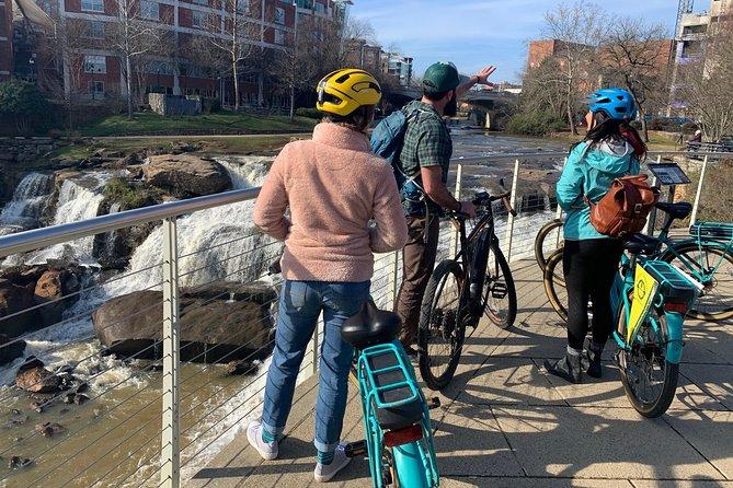 Scenic Greenville E-bike Tour, Greenville, SC, ESTADOS UNIDOS