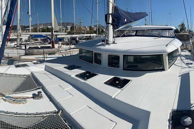 Catamaran Sailing Charters, Ayia Napa, CHIPRE