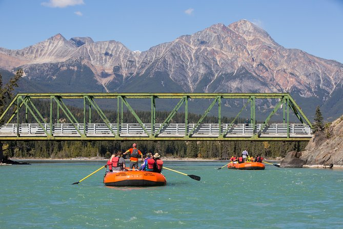 Athabasca River Scenic Float Trip, Jasper, CANADA