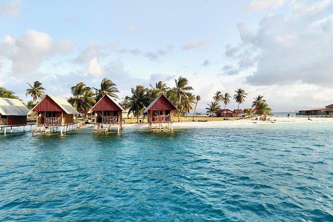 San Blas Islands - 2D/1N Private OVER THE OCEAN cabin , INCL. Meals and Day Tour, Islas San Blas, PANAMÁ