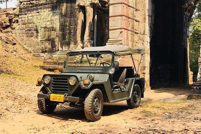 Phnom Kulen Sacred Mountain by Jeep - FullDay, Angkor Wat, CAMBOYA