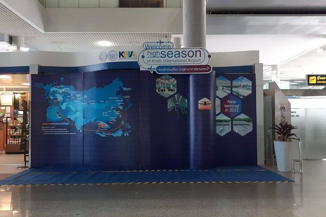 Private Airport Transfer in Krabi, Krabi, TAILANDIA