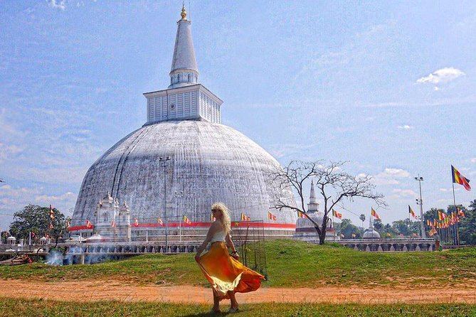 The sacred city of Anuradhapura, Sri Lanka, is made up of monastic complexes dedicated to different sects of Buddhism including Theravada, Mahavihara, and Mahayana. Visitors can also see the ruins of fortified walls and a system of moats that protected the secular part of the city known as the Citadel. The outskirts of Anuradhapura were mainly used for agriculture. Spend time wandering at the main sites and proceed to visit the most scared Mihintale temple. Mihintale, considered as the cradle of Sri Lankan Buddhism delivers a great opportunity of absorbing knowledge regarding Buddhism that prevails in Sri Lanka. With this tour, get a chance to gather never-ending memories and immense peace on exploring Mihintale which is an ideal spot for holidays in Sri Lanka.
