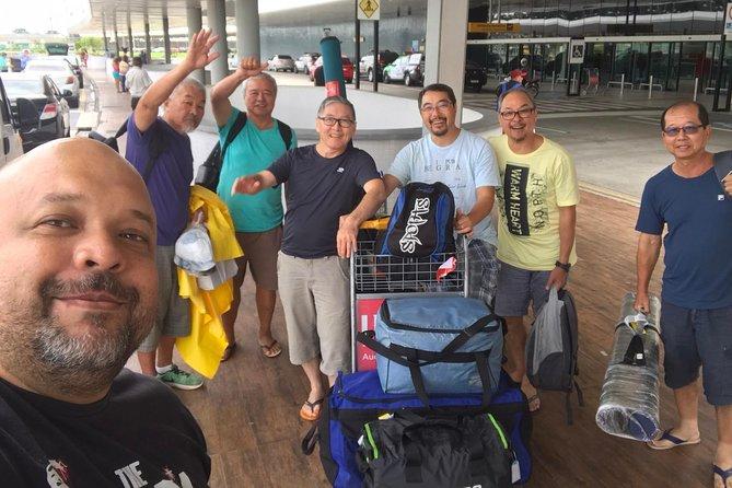 Transporte de Pescadores ao Lago de Balbina - AM ( IDA e VOLTA ), Manaus, BRASIL