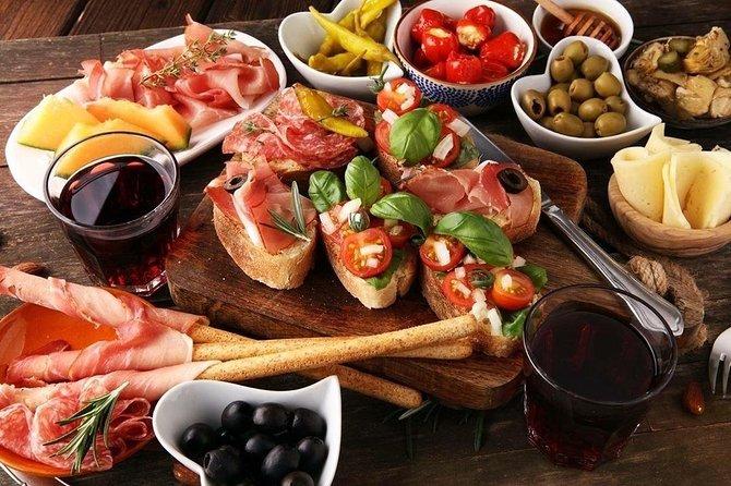 Food Tasty Tour in Civitavecchia, Lago Bracciano, ITALIA
