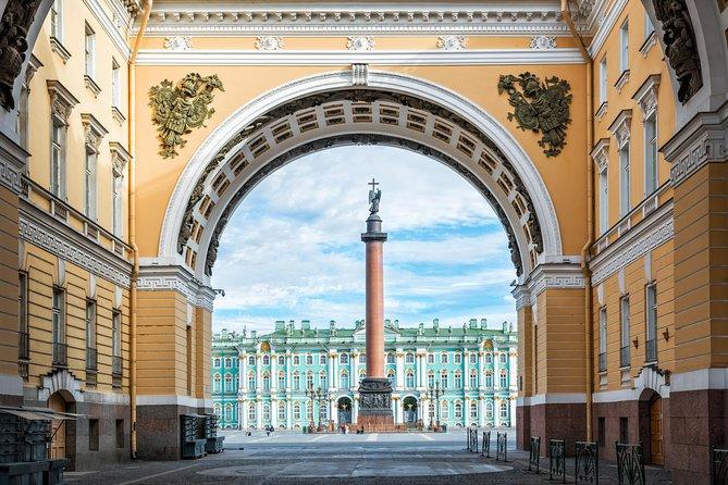 Visita privada personalizada con conductor durante un día, San Petersburgo, RUSIA