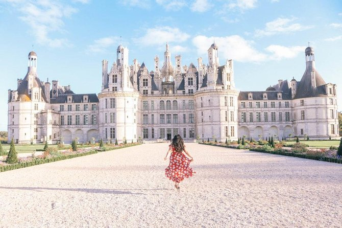 Want to spend the day to exploring the castles ? Then, the Loire Valley is the place to go! On this private day trip, explore the medieval city, its chateaux, and more on a scenic road trip by car.And with a expert guide bu your side,it's a better way to see the beauty that lies outside of Paris!<br><br>This picturesque experience will take you to the cities of Chambord, Blois, Amboise, and Chenonceau, along with several smaller towns along the way. Visit Chateau de Chenonceau, a French chateau found on the banks of the River Cher. <br><br>Don't miss this opportunity , in this trip you will not only to learn about French history but also to explore these magnificent fairytale castles.<br><br>✔ Transportation with Air Conditioned car<br>✔ Visit Blois, a beautiful medieval city<br>✔ Go to the town where Leonardo da Vinci lived<br>✔ Can be 100% personalized to your wishes<br>✔ Soak up the Loire Valley countryside<br>✔ Enjoy a scenic road trip<br>✔ Free cancellation up to 15 days before experience date