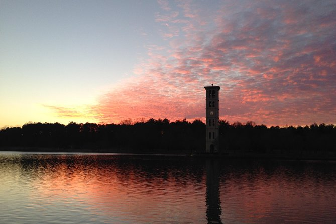 Sunset Swamp Rabbit Ride, Greenville, SC, UNITED STATES