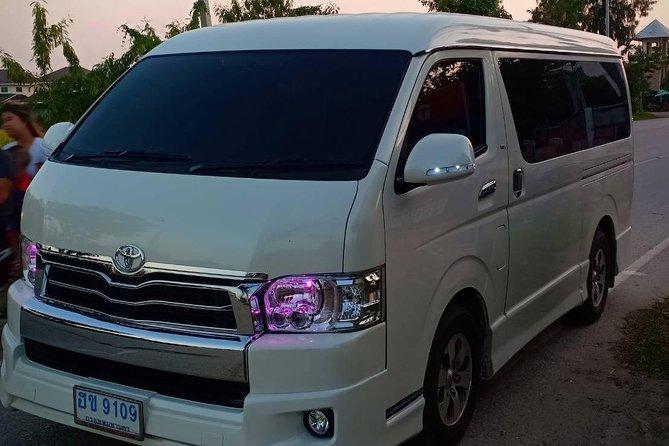 Transfer in Chiang Rai, Chiang Rai, TAILANDIA