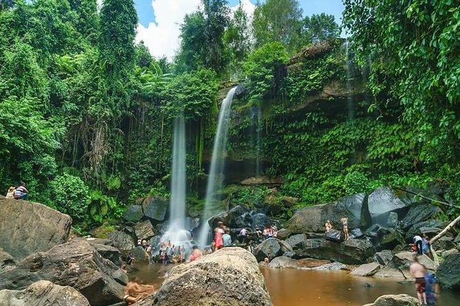 MÁS FOTOS, Phnom Kulen, 1000 Linga River and Waterfall Small Group Day - Join Tour
