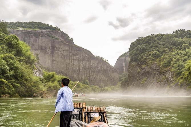 After pickup at local hotel or Railway station, you will be transfer to the highlight of the day ---Wuyi Mountain. After tour finished, you will be transfer to your hotel or Railway Station onward to your next destination.<br><br>You can make most of your time without any tourist shopping stops.<br><br>Pick-up and drop-off hotel or personal address is supposed to be in the city.<br><br>Service time maximum to 8 hours but you can request to depart a bit earlier or later.