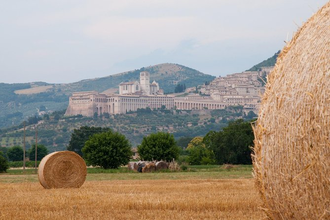 Assisi private tour and organic vegan lunch, Assisi, ITALIA