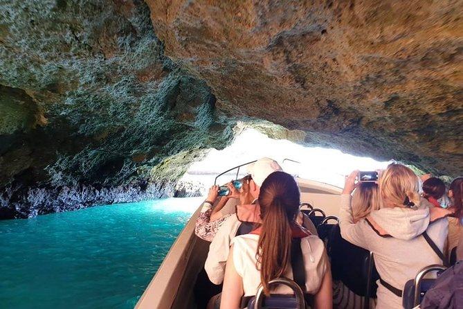Benagil Caves Tour from Portimao, Portimão, PORTUGAL