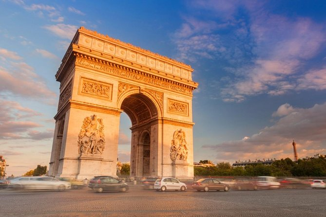 Paris Departure Private Transfers from Paris City to Airport CDG in Business Car, Paris, FRANCIA