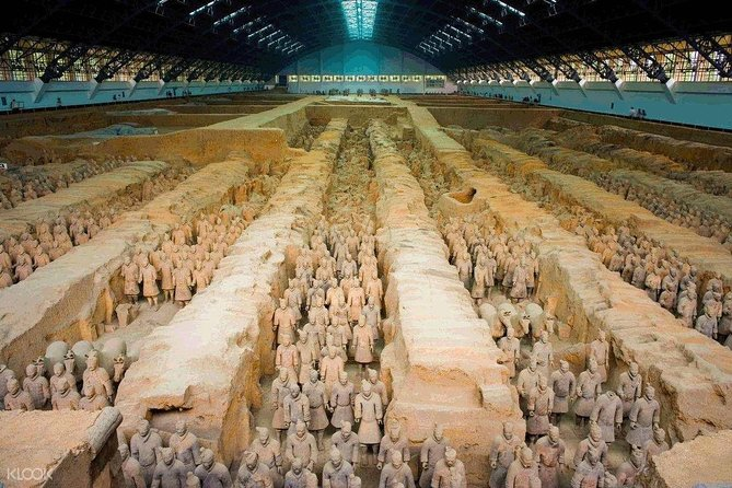 MÁS FOTOS, All Inclusive Private 2-Day Tour of Xi'an Highlights from Qingdao with Hotel