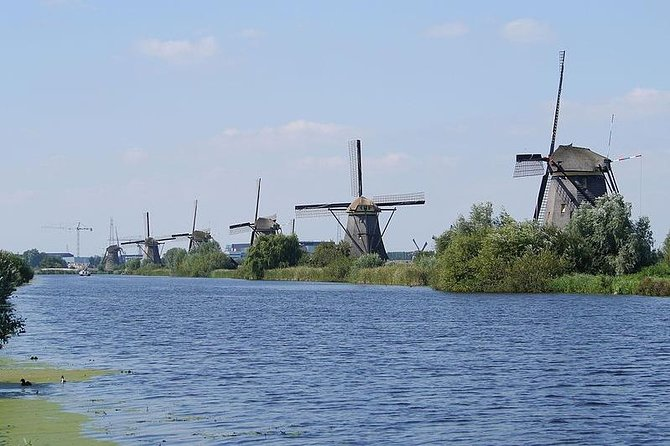 Kinderdijk Windmills from Rotterdam 1/2 day private tour private guide rotterdam, Dordrecht, HOLANDA