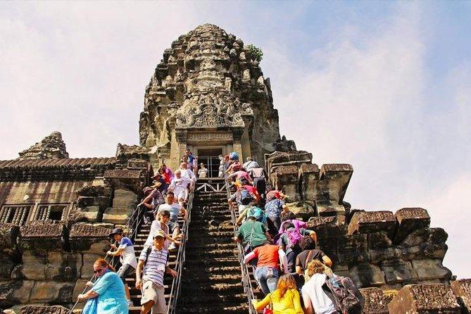 All Major Temples and Kulen Mountant Waterfall - 3 Days, Angkor Wat, CAMBOYA