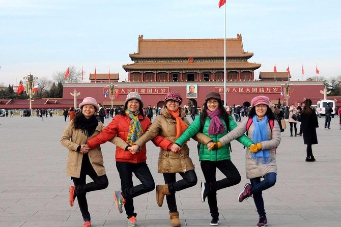 MÁS FOTOS, All Inclusive 2-Day Private Tour of Beijing City Highlights from Qingdao by Air