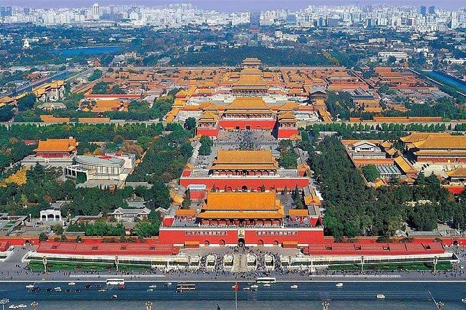 MÁS FOTOS, All Inclusive 3-Day Private Tour of Xi'an and Beijing from Qingdao with Hotel