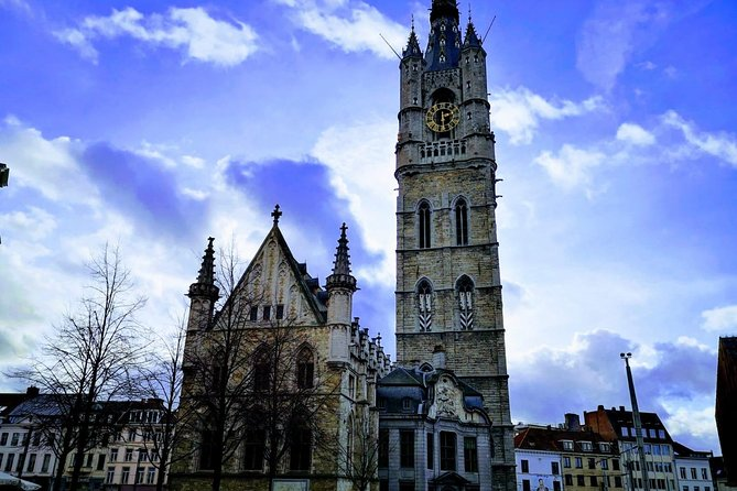 Ghent Walking City Tour, Gante, BELGICA