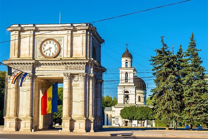 Odessa-Chisinau private transfer, Odesa, UCRANIA
