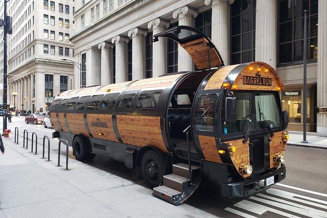 Excursão em Ônibus Barril de Cervejaria Artesanal por Chicago, Chicago, IL, ESTADOS UNIDOS