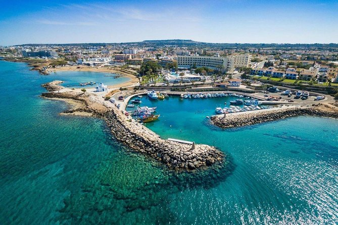 Ultra - Cyprus Private Airport Transfer from Ayia Napa to Larnaca Airport, Ayia Napa, CHIPRE