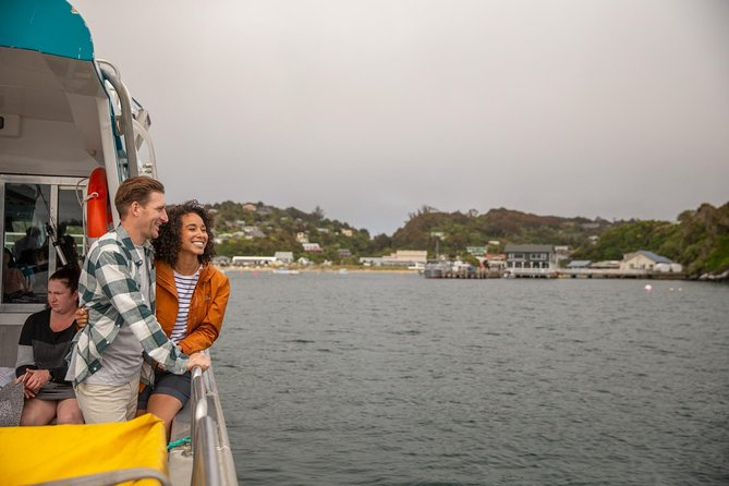 Book this one-way ferry ride from Bluff to Stewart Island for a comfortable journey across Foveaux Strait on our modern catamarans. Visit Stewart Island, just one hour's ferry ride from Bluff and New Zealand's ultimate eco-tourism destination.