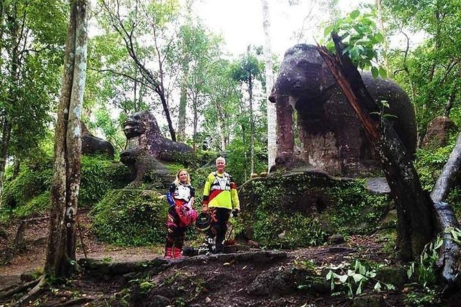 MÁS FOTOS, Kulen Mountain and Beng Mealea temple Trekking Tour - Free Hotel Pickup