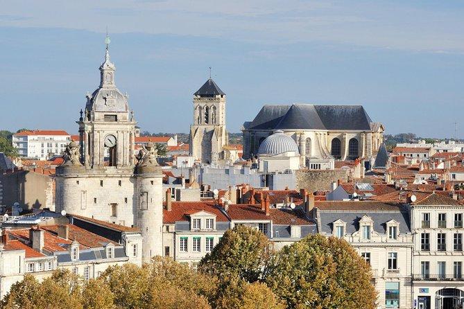 Visite guidée privée à pied de La Rochelle, La Rochelle, França