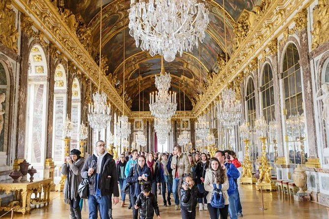 Visit Versailles Tour : Fast-Track Entry Palace of Versailles Guided Tour, Versalles, FRANCIA