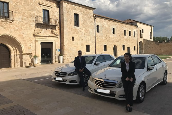 Why spend your precious time waiting in long shuttle or taxi lines. Avoid the language barrier and currency exchange. Travel in style from Valladolid Airport VLL to Valladolid City private vehicle and reach your final destination relaxed and refreshed.