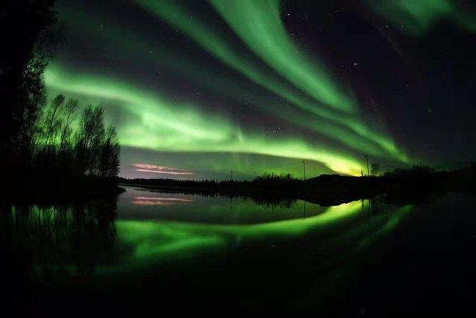 Aurora Hunting, Yellowknife, CANADA