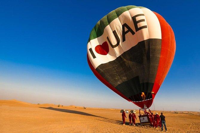 MORE PHOTOS, Hot Air Balloon Ride With Gourmet Breakfast & Falcon Show