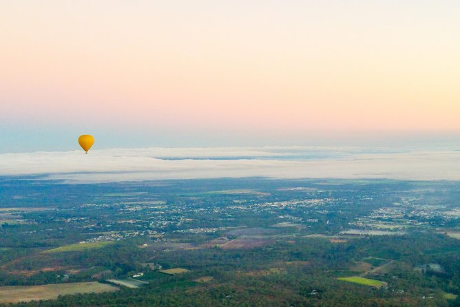 Hot Air Ballooning Tour from Cairns, Cairns y el Norte Tropical, AUSTRALIA