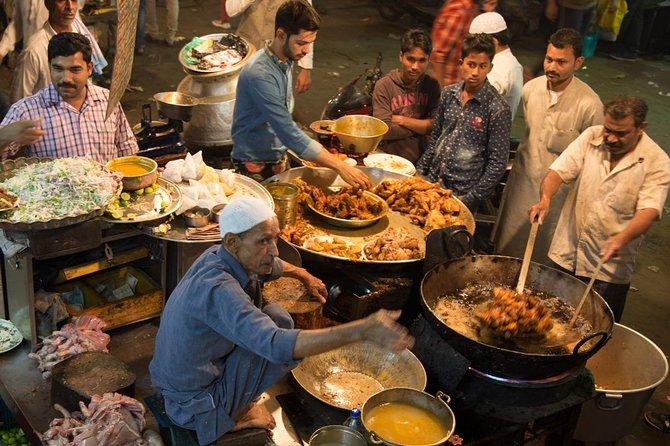 Old Delhi Street Food Tour, Nueva Delhi, INDIA