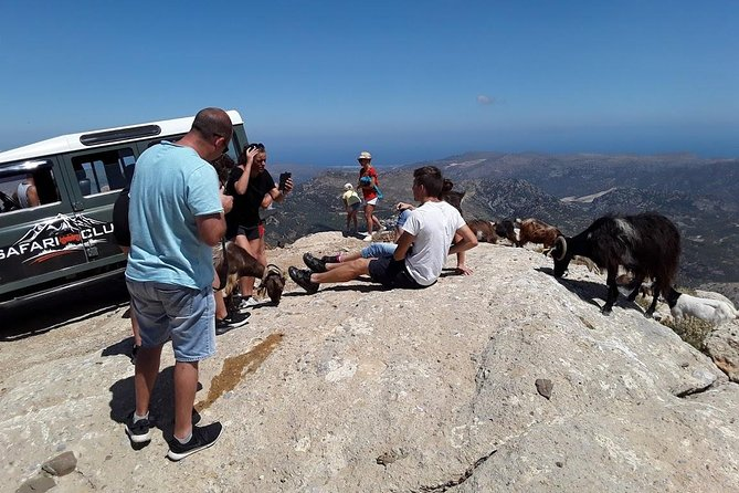 Spend 8-hours riding through and visiting the beautiful Cretan wilderness traveling high into the mountains where only the goats and donkeys usually go. See wild animals, flowers and meet local Cretans inhabitants and enjoy their genuine hospitality. Also enjoy a cheese tasting and lunch with unlimited wine.