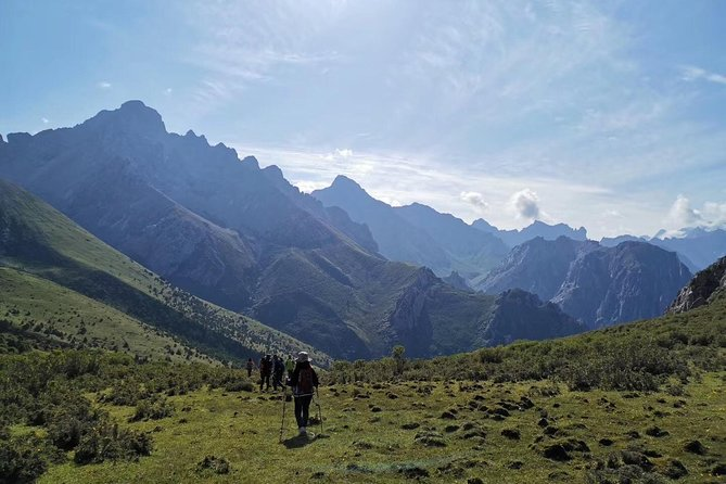 6-Day 48km Gannan hiking: We hold freedom and walk towards the mountain, Lanzhou, CHINA