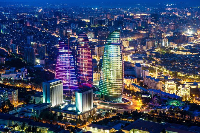 Discover Baku with Bee Travel!<br><br>Upland Park, Old city, Nizami street, Carpet museum, Haydar Aliyev Center