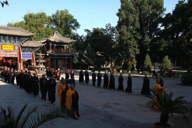 Private day tour to Zhangye Mati temple & Giant Buddha Temple start from Zhangye, Zhangye, CHINA