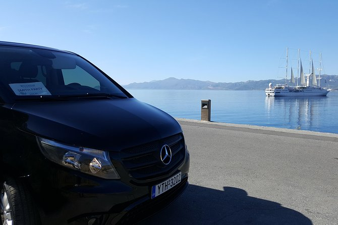 Private Transfer from Kalamata/KalamataAirport/Pylos to MonemvasiaArea & Neapoli, Kalamata, GRECIA