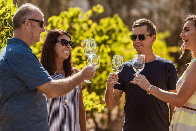 Uncover the best wineries that the Swan Valley has to offer on an afternoon Wine Adventure. Get away from the crowds and off the regular beaten tourist path where you will meet the locals and taste some amazing wine and cheese atsome of the best boutique vineyards in the region.<br><br>Enjoy a relaxing afternoon tasting premium wines, learning about wine production and meeting fellow wine lovers. All tastings are included in your tour as well as a delicious cheese platter pairing and an expert local guide that will personally introduce you at each and every cellar door.<br><br>This tour includes Pick-up options for Perth City, Crown PerthandSwan Valley Visitors Centre.<br><br>Tours are guaranteed to be a maximum of 12 people, so that you get a personal and memorable experience.