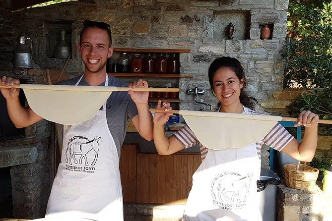Cook like a local Greek Cooking lesson in Mt Pelion Greece, Volos, GRECIA
