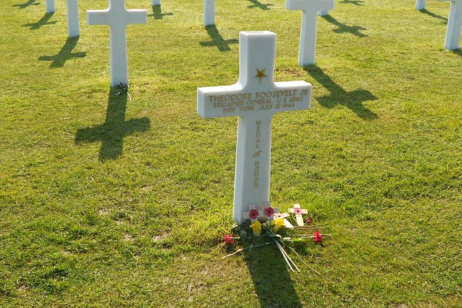 American D-Day Tour, Caen, FRANCIA