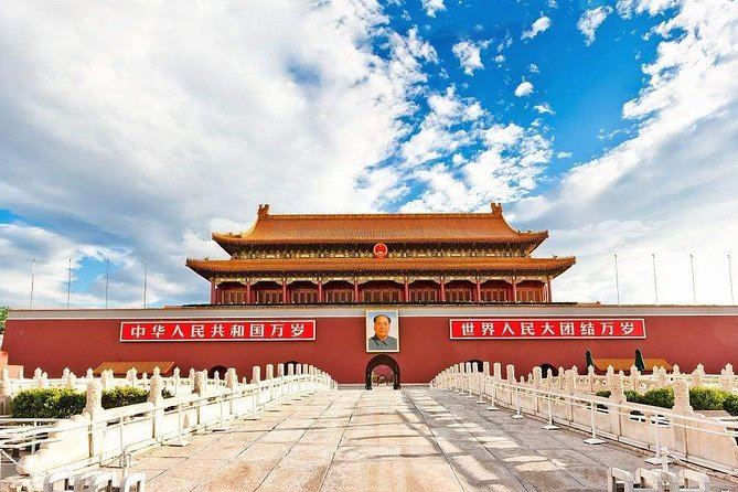 MÁS FOTOS, Beijing in One Day from Qingdao by Air: Great Wall, Forbidden City and More