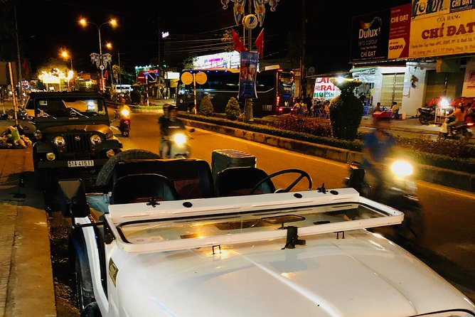 MÁS FOTOS, VietJeep - jeep tour for exploring the sunset and Phu Quoc by night.
