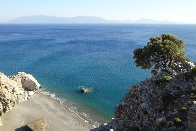 Roundtrip Minivan Transfer to Therma Natural Spa Beach, Cos, Greece