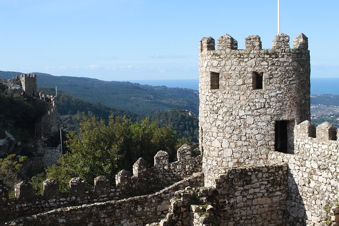 Discover Sintra and Cascais by comfy van - Private Full Day Tour, Lisboa, PORTUGAL